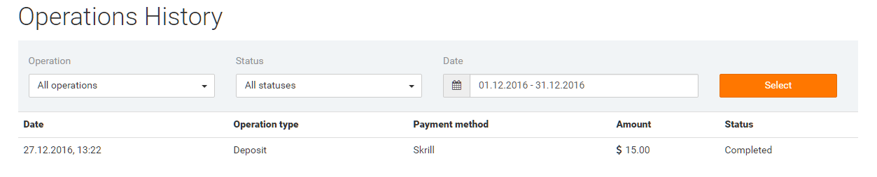 Skrill To Iqoption